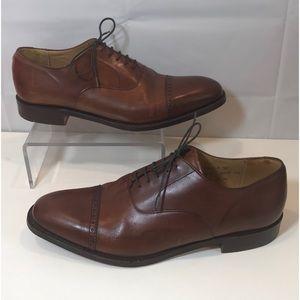 JOSEPH CHEANEY Oxford Brogue Dress Shoes